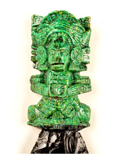 Faca Cerimonial Mexicana Quetzalcóatl