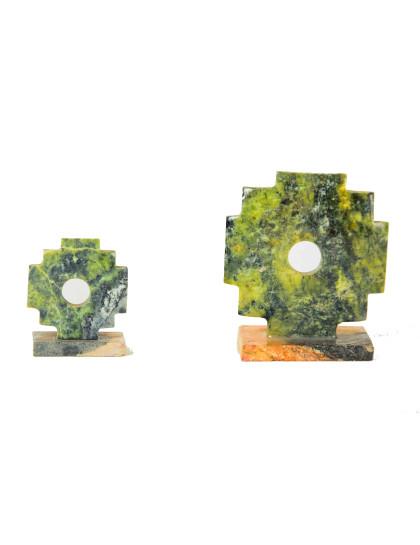 Chacana de Pedra Serpentina
