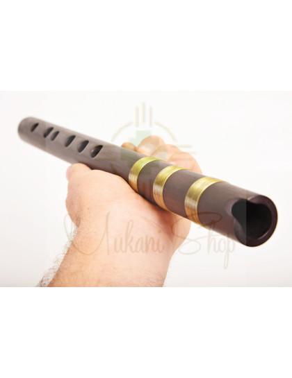 Quena (Flauta Andina) Jacarandá tratada