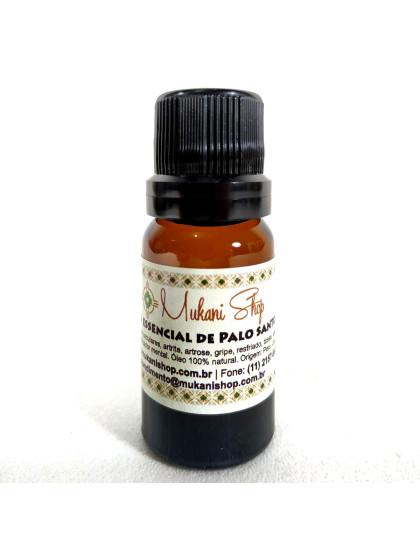 Óleo Essencial Palo Santo 100% Orgânico
