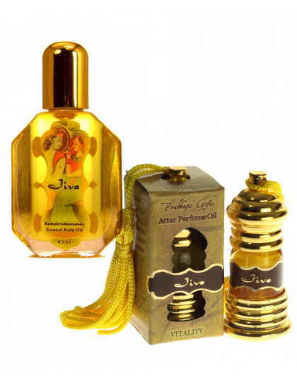 Jiva Perfume Natural