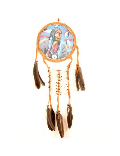 Filtro do Sonhos Índio Cheyenne
