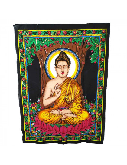 Pano Indiano Buda