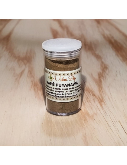 Rapé Puyanawa