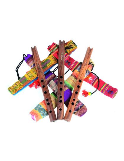 Quena (Flauta Andina) Jacarandá