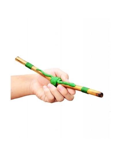 Tipi para Rapé Bambu Jiboia Verde