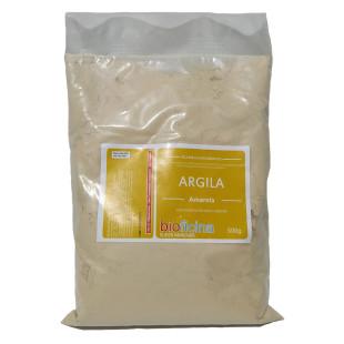 Argila Amarela 500g