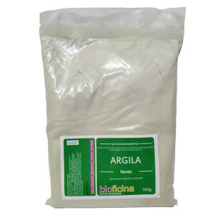 Argila Verde 500g