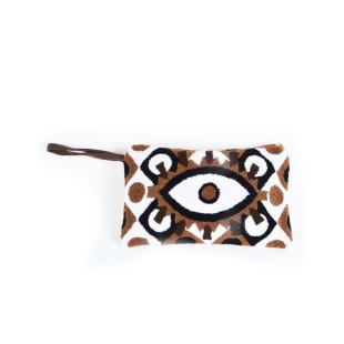Bolsa Wayuu Carteira | Bordado Artesanal | Pratico e Bonito -Modelo 1
