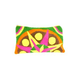 Bolsa Wayuu Carteira | Bordado Artesanal | Pratico e Bonito -Modelo 2