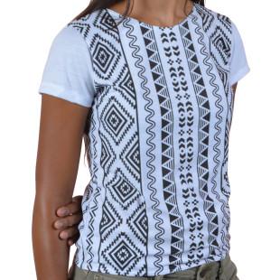 Camiseta Yanomami Feminina