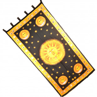 Cortina Sol Celestial