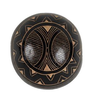 Cuia Indígena Jabuti de Tacacá | Modelo 2