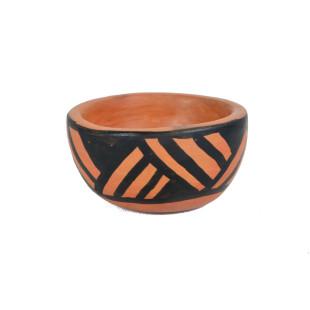Ceramica Xingu Arara-Marrom