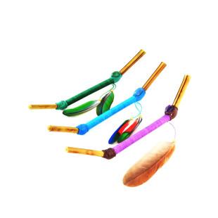 Tipi para Rapé Bambu