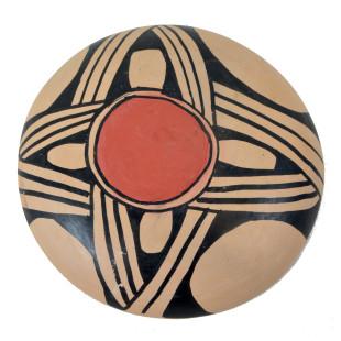 Cerâmica Xingu Prato 25cm