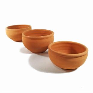 Incensário Cerâmica Cumbuca