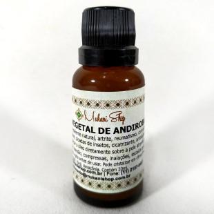 Óleo Andiroba 100% Orgânica